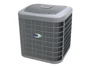 Air conditioning system GSB heating and cooling